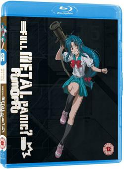 Full Metal Panic? Fumoffu Collection