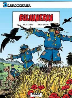 Blårockarna - Bulvanerna