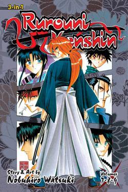 Rurouni Kenshin 3-in-1 Vol 3