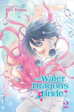 Water Dragon's Bride Vol 2
