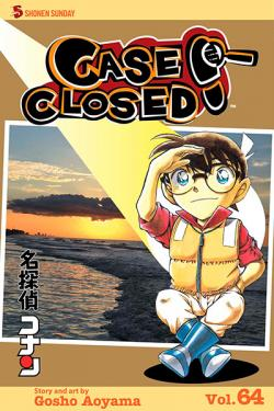Case Closed Vol 64