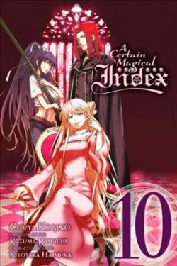 Certain Magical Index Vol 10