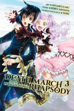 Death March to the Parallel World Rhapsody Vol 3