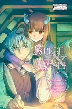 Spice & Wolf Vol 13