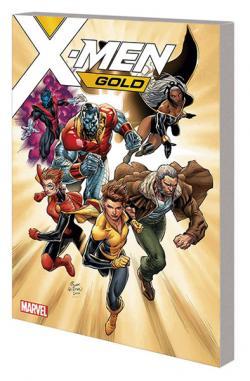 X-Men Gold Vol 1: Back to Basics