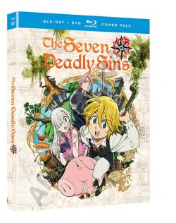 Seven Deadly Sins Season 1 Part 1