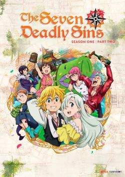 Seven Deadly Sins Season 1 Part 2