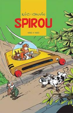 Spirou 1980 - 1983