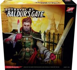 Betrayal at Baldur`s Gate