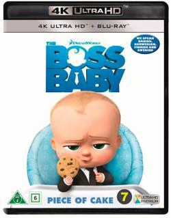 The Boss Baby/Baby-Bossen (4K Ultra HD)