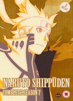 Naruto Shippuden Complete Season 7