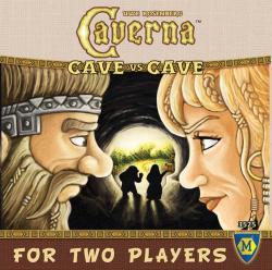Caverna: Cave vs Cave (2 Player)