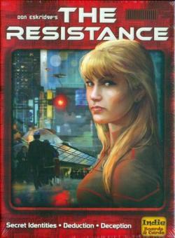 The Resistance 3rd Edition (Skandinavisk utgåva)