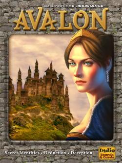 Avalon (Skandinavisk Utgåva)