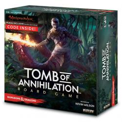Dungeons & Dragons - Tomb of Annihilation Board Game