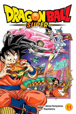 Dragonball Super Vol 11