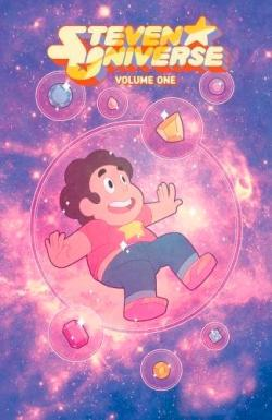 Steven Universe: Warp Tour Vol 1