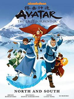 Avatar: The Last Airbender: North and South Library Edition