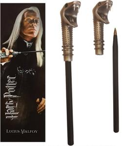 Harry Potter Pen & Bookmark Lucius Malfoy