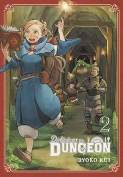 Delicious in Dungeon Vol 2