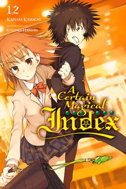 A Certain Magical Index Light Novel 12