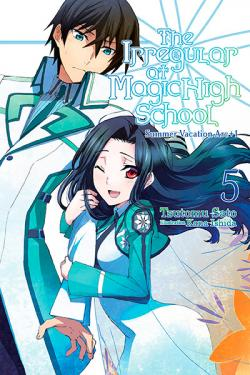 Irregular at Magic High School Light Novel 5