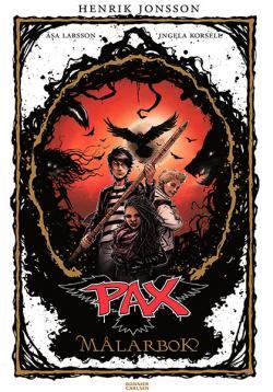 Pax målarbok