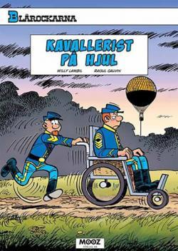 Blårockarna - Kavallerist på hjul