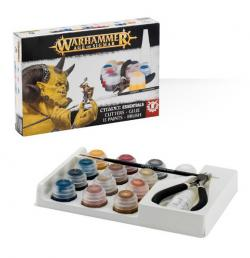 Warhammer 40.000 Essentials Paint Set