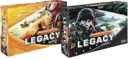 Pandemic Legacy Season 2 - Yellow