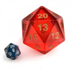 55mm Massive d20 (countdown)