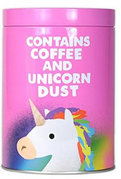 Unicorn Canister: Coffee and Unicorn Dust