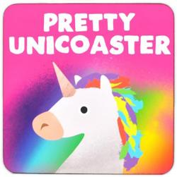 Unicorn Coaster: Pretty Unicoaster