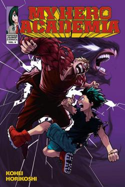 My Hero Academia Vol 9