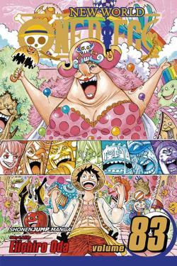 One Piece Vol 83
