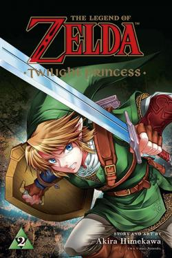 The Legend of Zelda Twilight Princess Vol 2