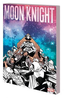 Moon Knight Vol 3: Birth and Death