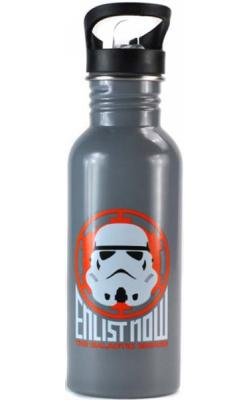 Water Bottle - Stormtrooper Badge Icon