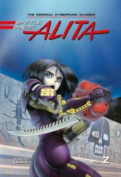Battle Angel Alita Deluxe Edition 2