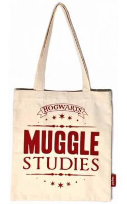 Harry Potter Shopper Tote - Muggle Studies