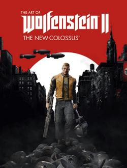 Art of Wolfenstein II The New Colossus