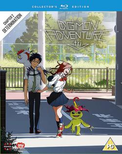 Digimon Adventure Tri: The Movie, Part 2: Determination