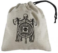 Dice Bag: Orc Coat of Arms