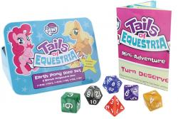 Earth Pony Dice Set