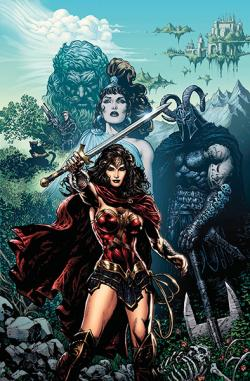 Wonder Woman Rebirth Deluxe Collection Book 1