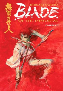 Blade of the Immortal Omnibus Vol 4