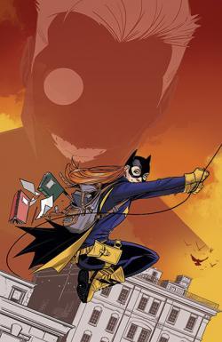Batgirl Rebirth Vol 2: Son of Penguin
