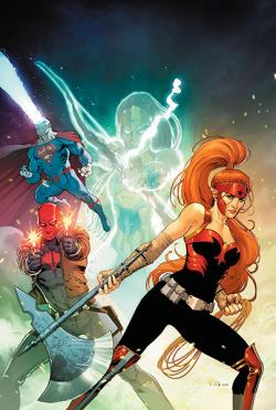 Red Hood and the Outlaws Rebirth Vol 2: Who is Artemis?
