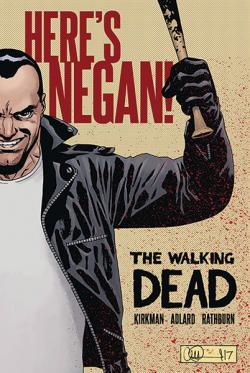 Walking Dead: Here's Negan!