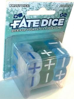 FATE Frost Dice